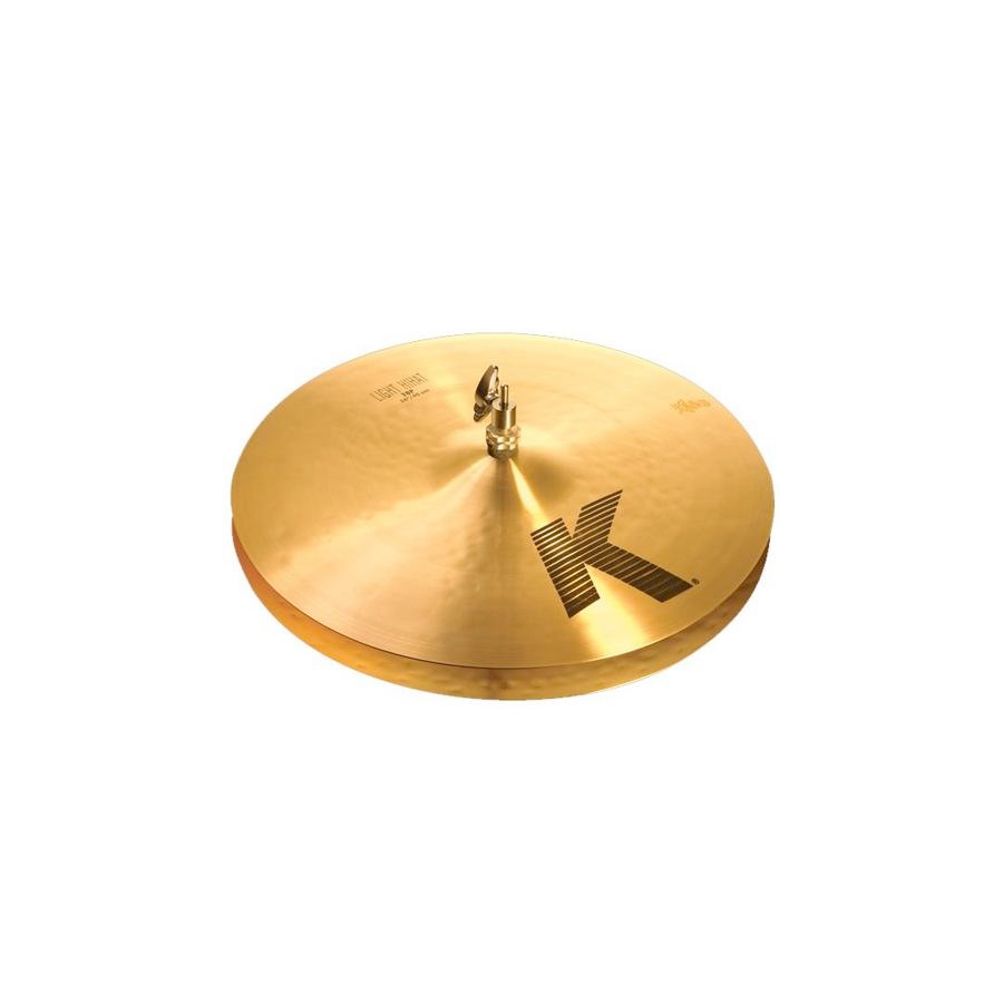 16-Inch Light Hi-Hat Cymbals