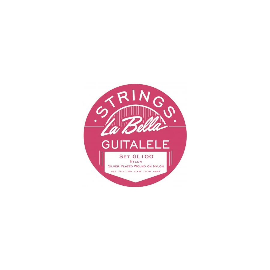 GL100 Guitalele / Guilele Strings