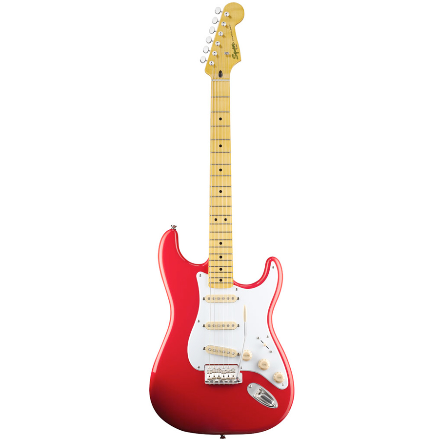 Classic Vibe Stratocaster 50s Fiesta Red