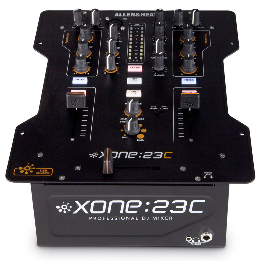 Allen Heath Xone:23C View 2