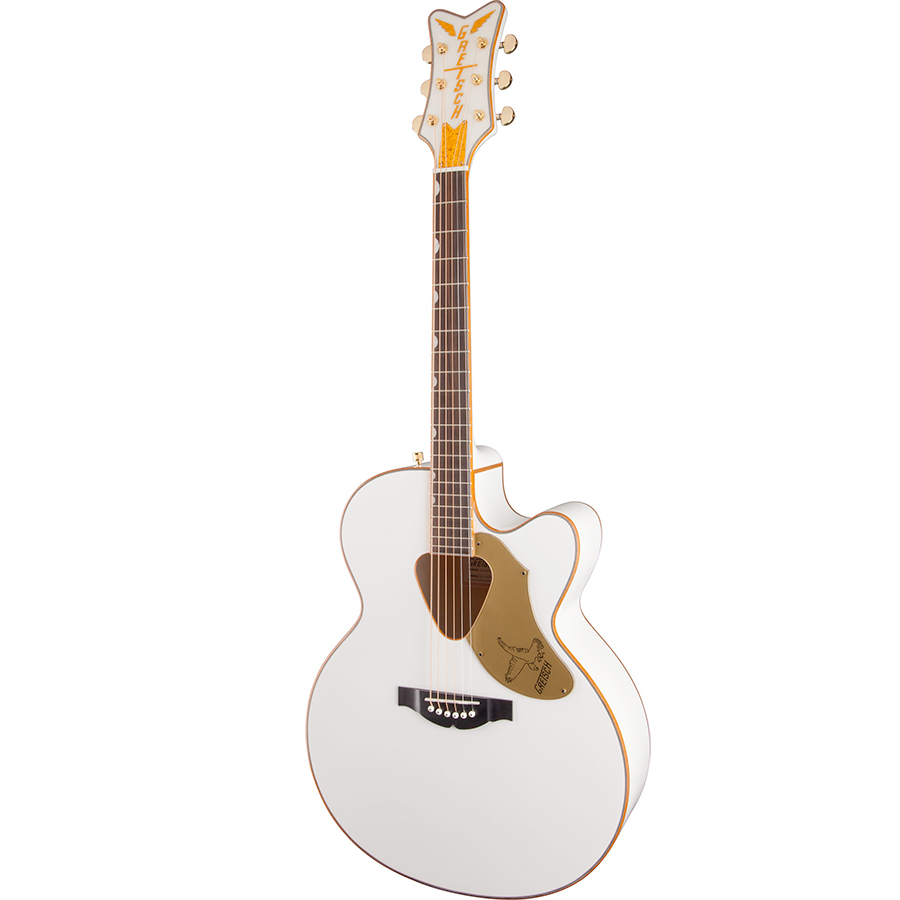 Gretsch  G5022CWFE Rancher Falcon - White View 2