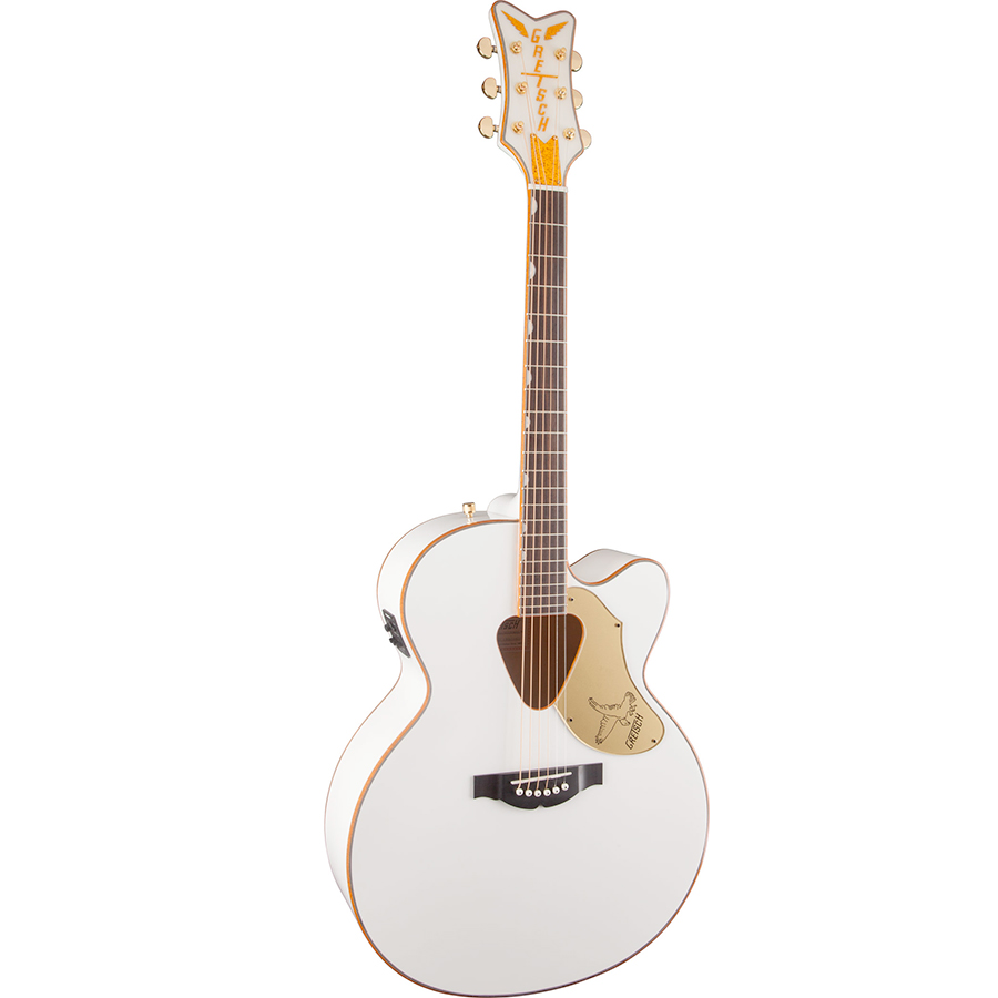 Gretsch  G5022CWFE Rancher Falcon - White View 3