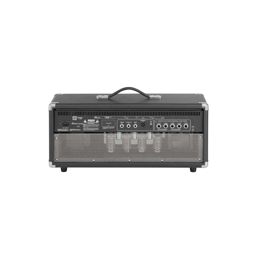 Ampeg V-4B Rear View