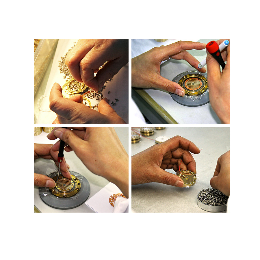 Handmade Capsule