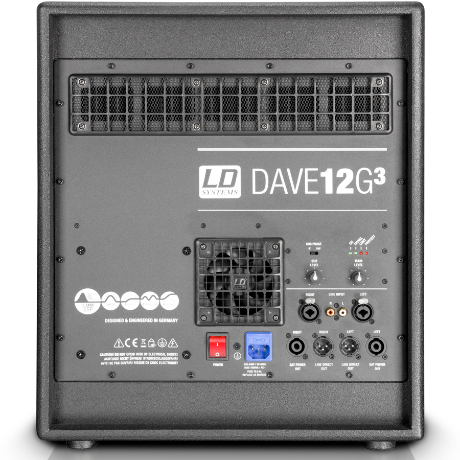 LD Systems DAVE 12 G3 View 5