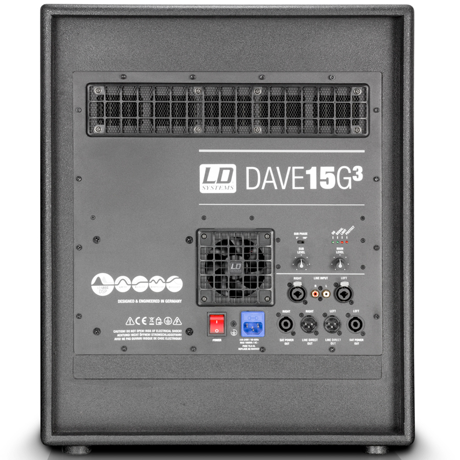 LD Systems DAVE 15 G3 View 5