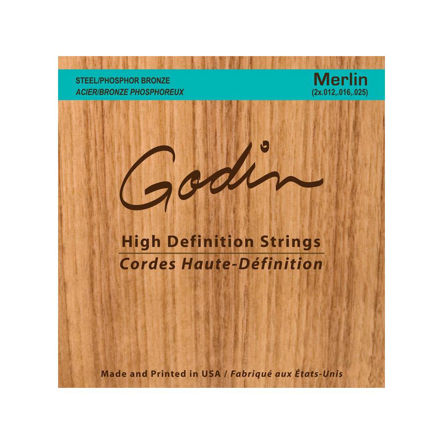 M4 Merlin High-Definition Strings