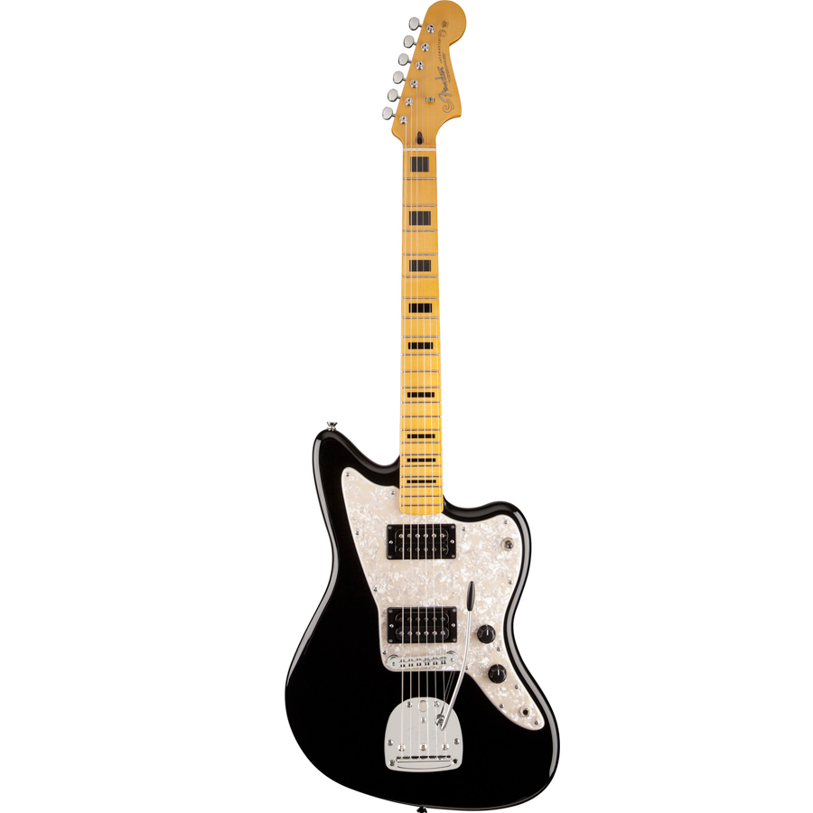 Modern Player Jazzmaster HH Black