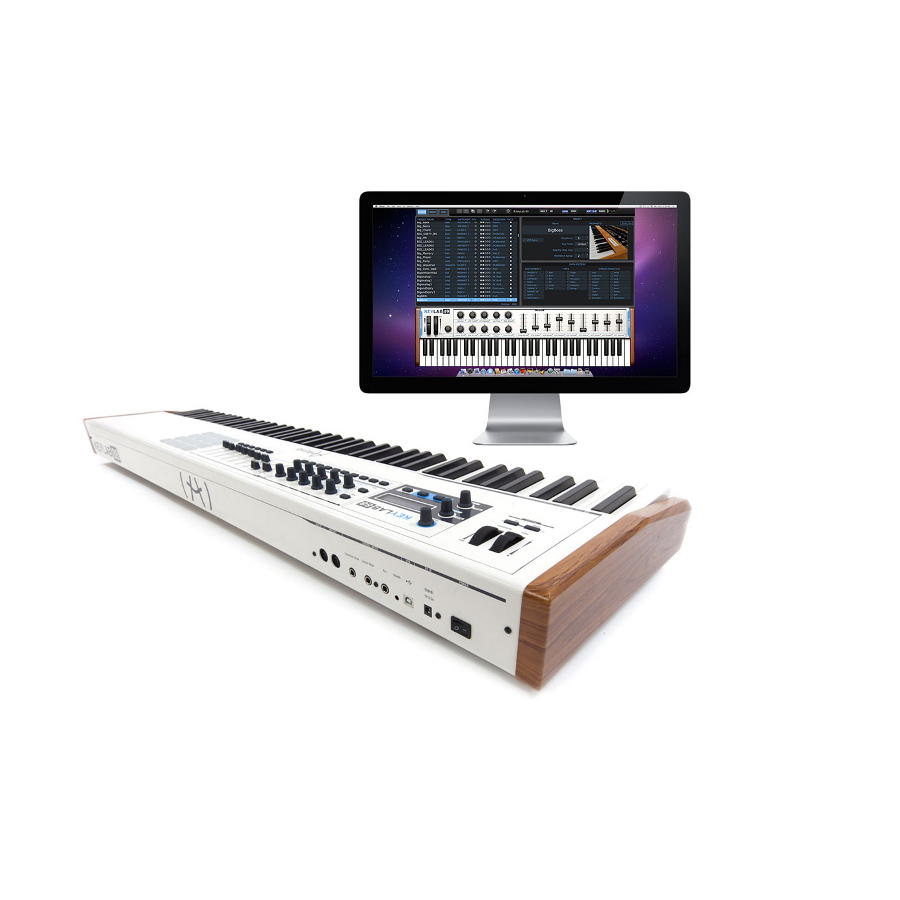 how to get your lead synth to sit better logic