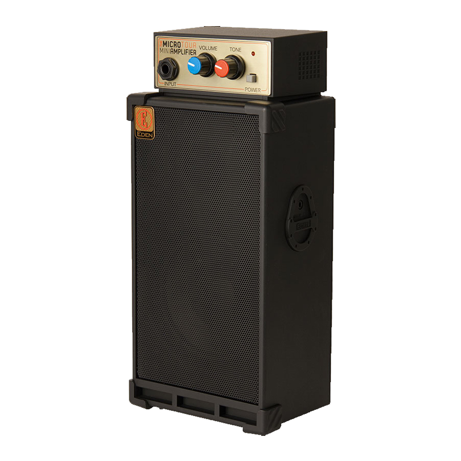 eden microtour portable micro bass amp new ebay. Black Bedroom Furniture Sets. Home Design Ideas