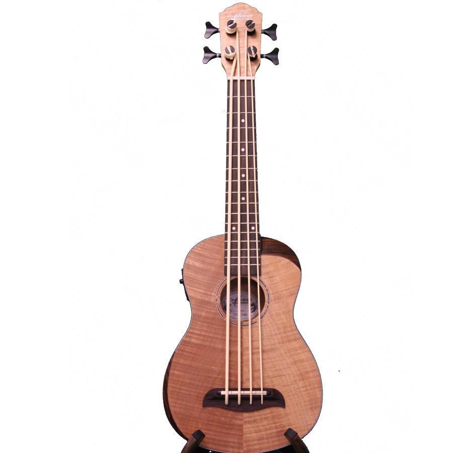 oscar schmidt oub800 ukulele bass acoustic electric bass ukulele w gigbag new 801128031798 ebay. Black Bedroom Furniture Sets. Home Design Ideas