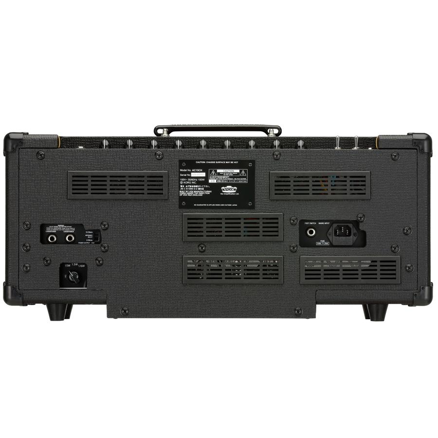 vox ac15 custom head 15w w custom series tube amplifier head new 4959112145986 ebay. Black Bedroom Furniture Sets. Home Design Ideas