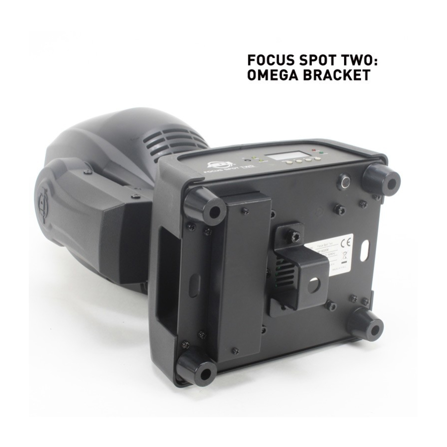 Omega Bracket