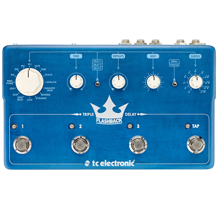 TC Electronic*THEDREAMSCAPE*Multi-Effects Pedal FREE 2DAY SHIP NEW