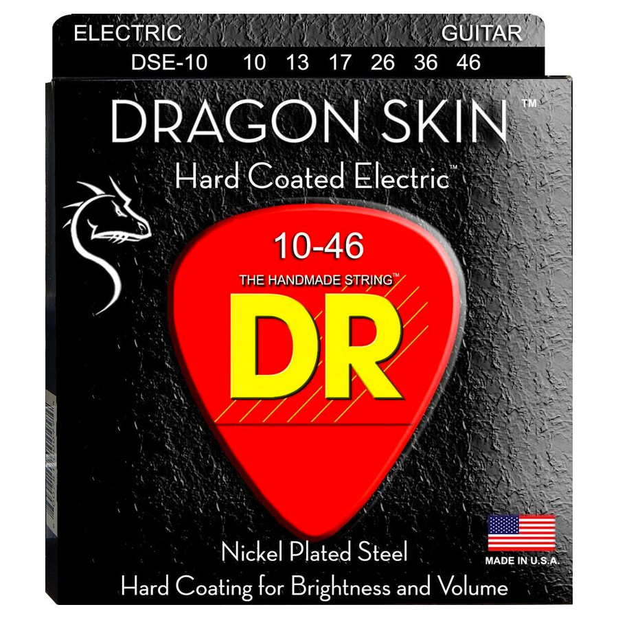 DSE-10 DR Dragon Skin Medium 10-46
