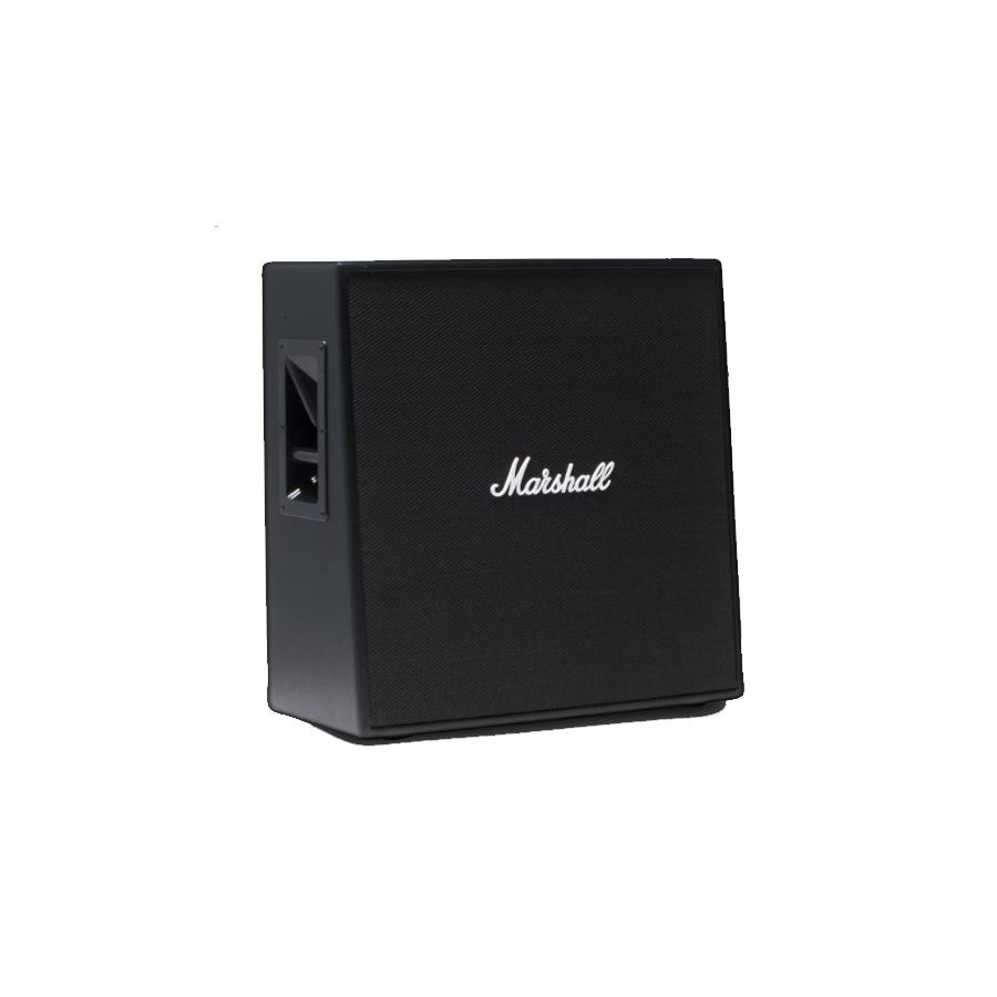 marshall code 412 120w 4x12 guitar speaker cabinet black new 5030463387887 ebay. Black Bedroom Furniture Sets. Home Design Ideas