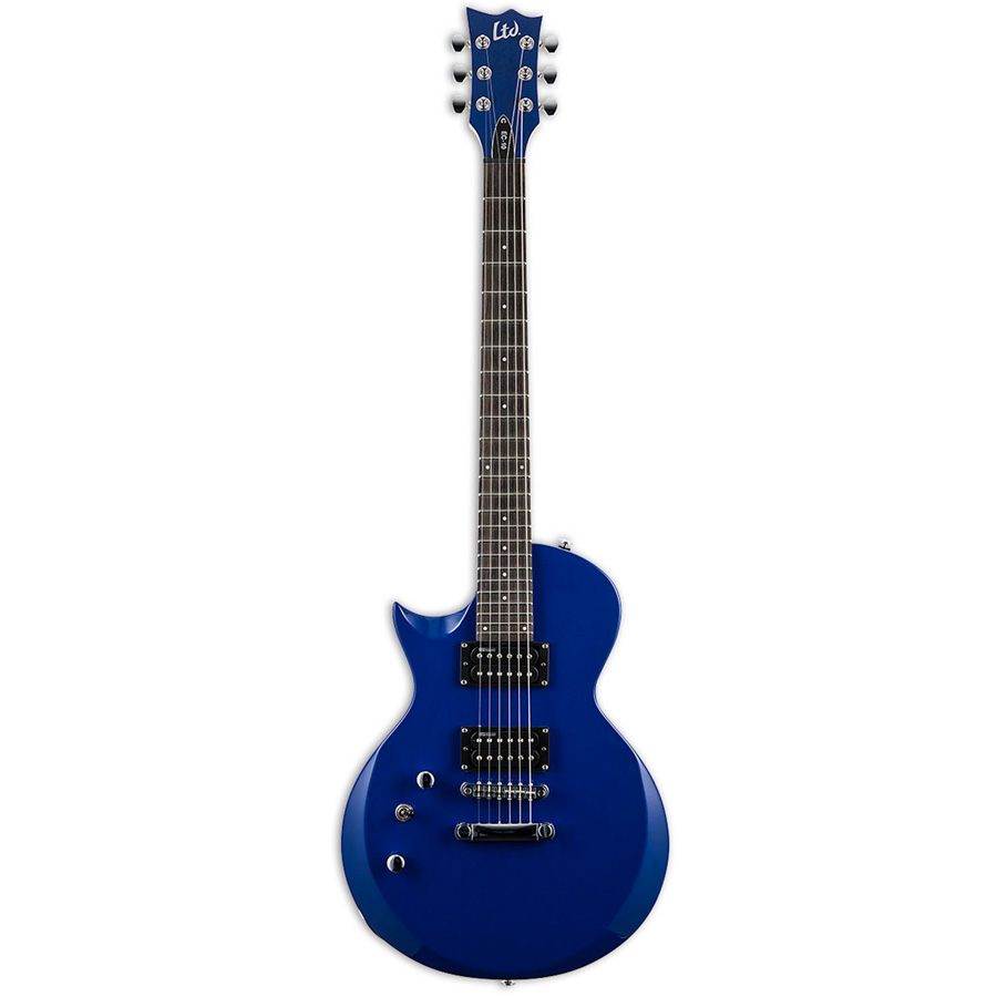 LTD EC-10 Left-Handed - Blue