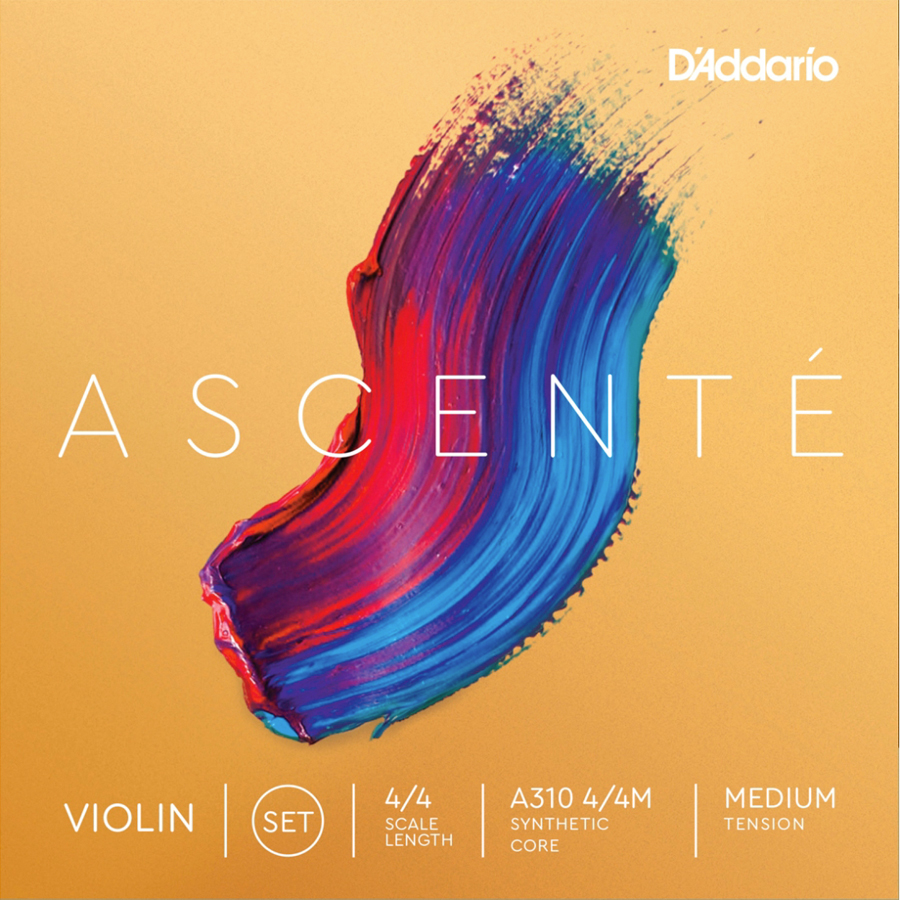 Ascente Violin String Set 1/8 - Medium