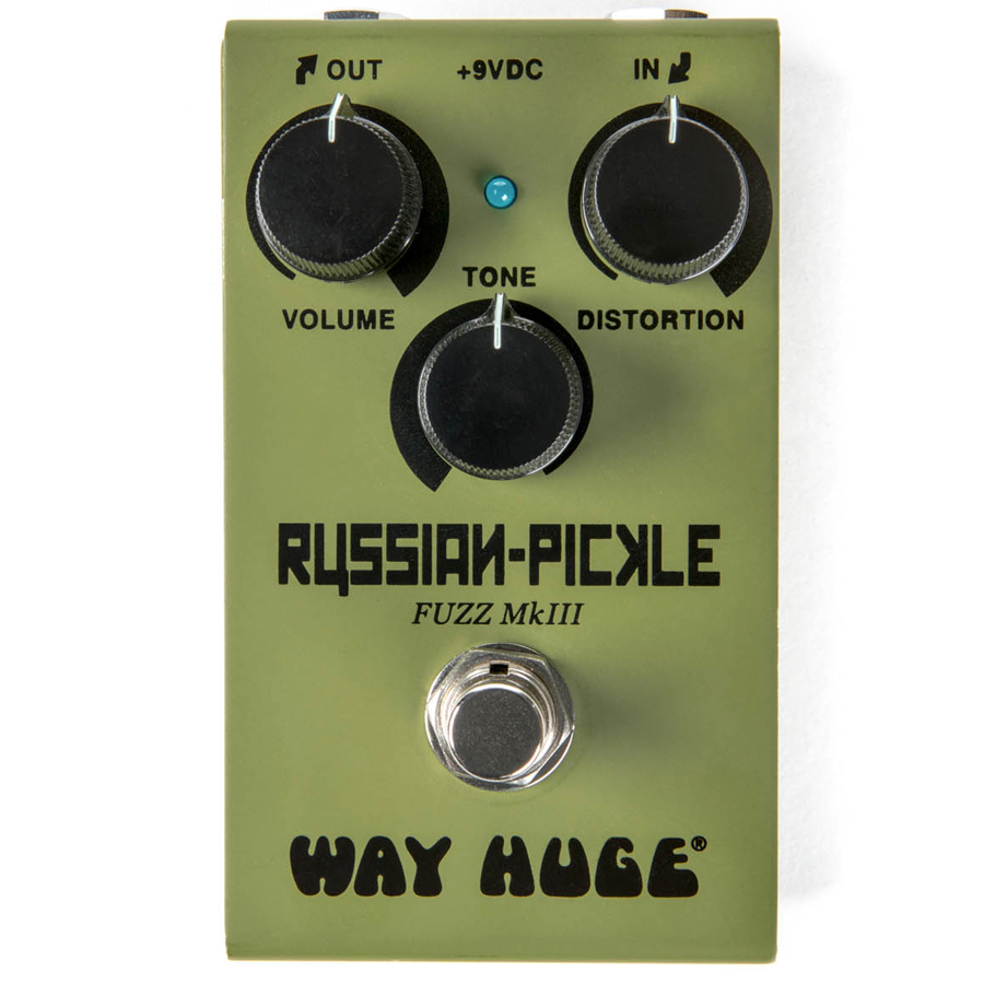 Smalls Russian-Pickle Fuzz