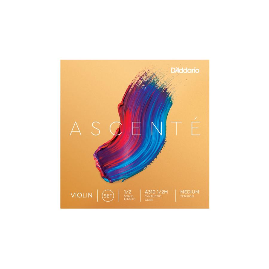 Ascente Violin String Set 1/2 - Medium