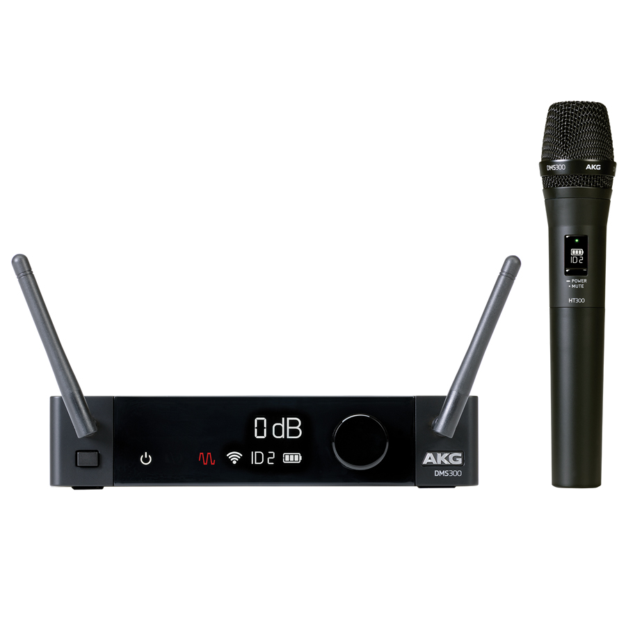 DMS300 Handheld Digital Wireless System