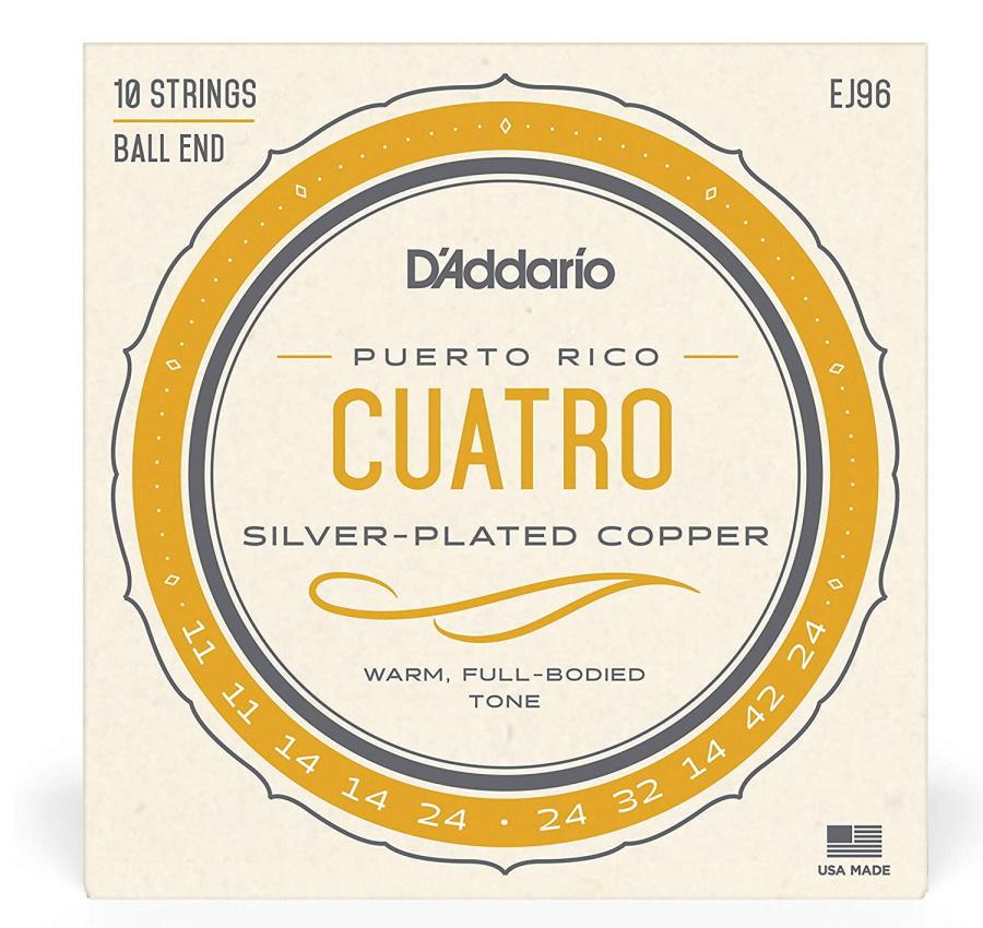 EJ96 Cuatro-Puerto Rico Set