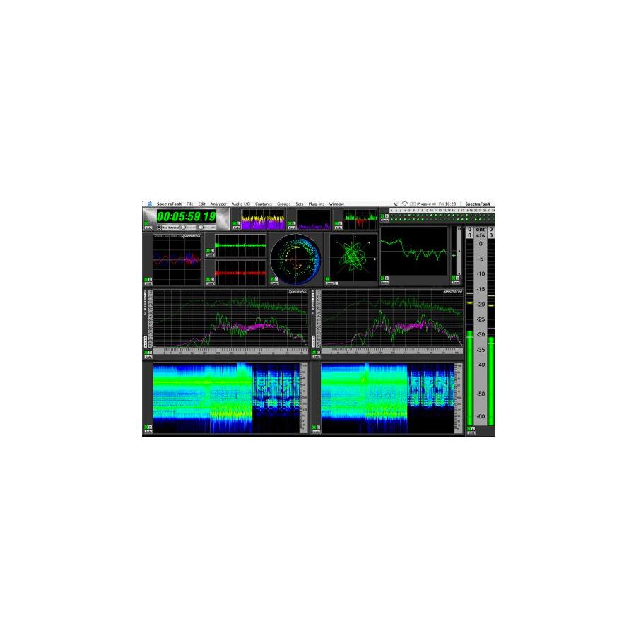 SpectraFoo Complete MAC OSX