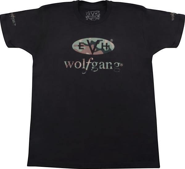 Wolfgang Camo Teeshirt - Large
