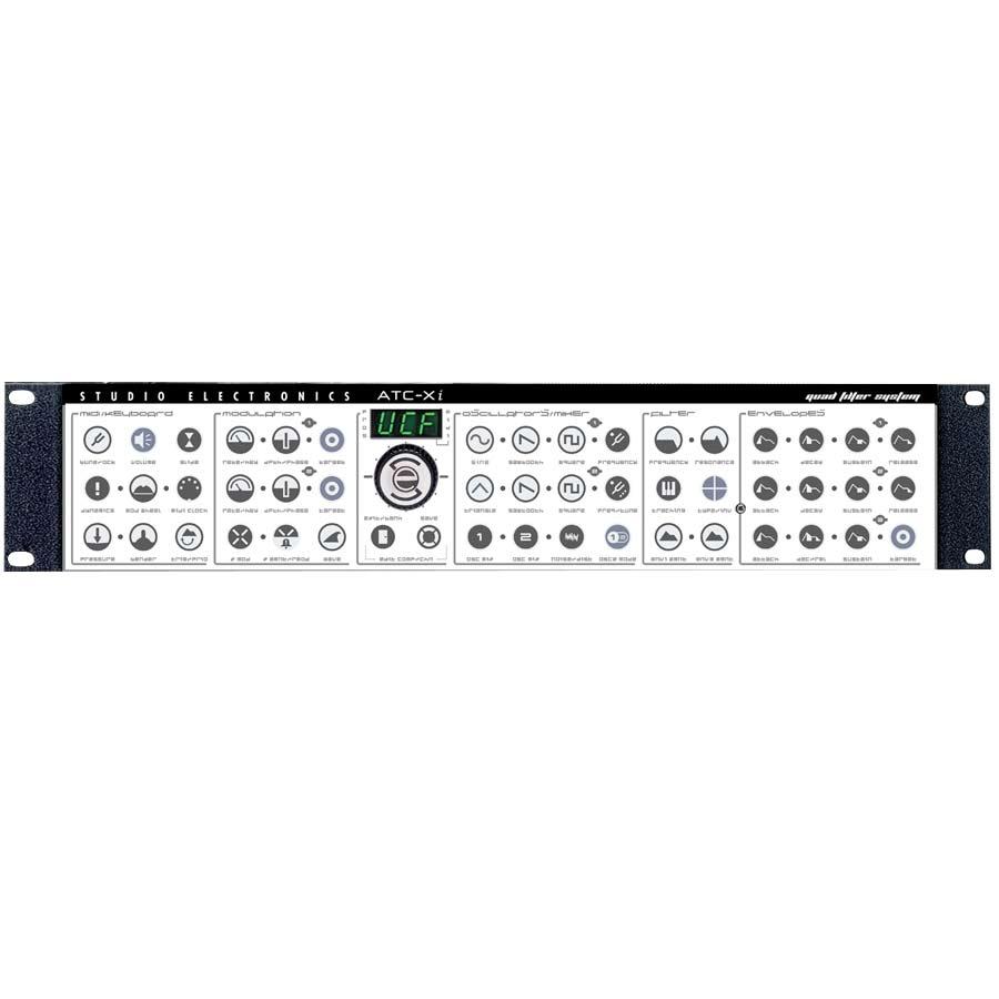 ATC-Xi Quad Filter System