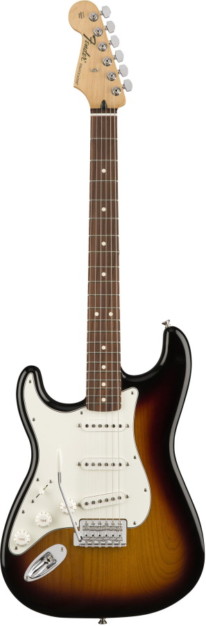 Standard Stratocaster Left-Handed - Brown Sunburst