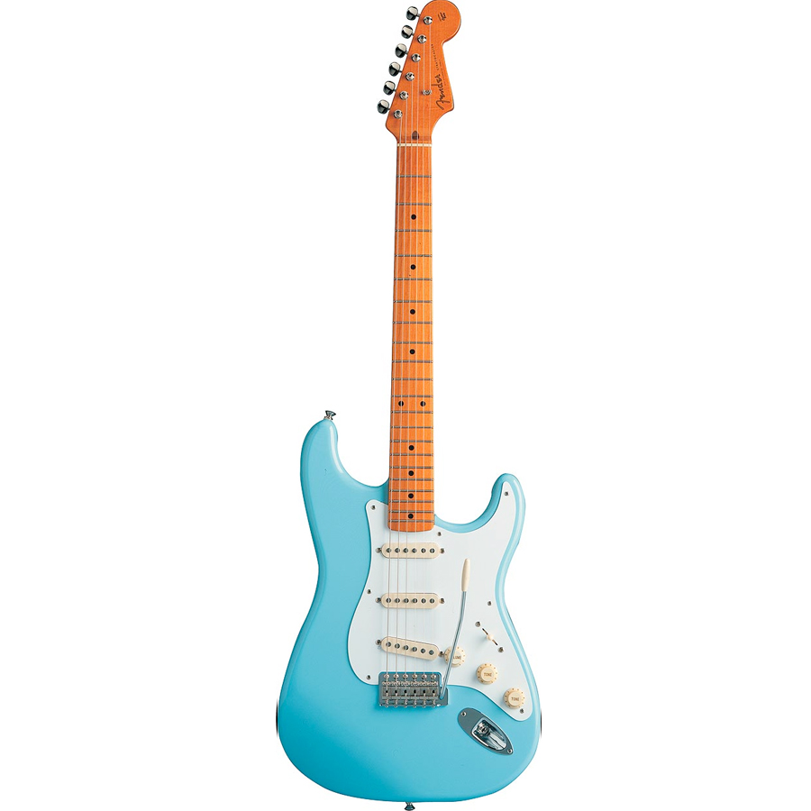 Classic Series 50s Stratocaster® - Daphne Blue with Gig Bag