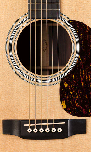 Martin HD28 Bridge View
