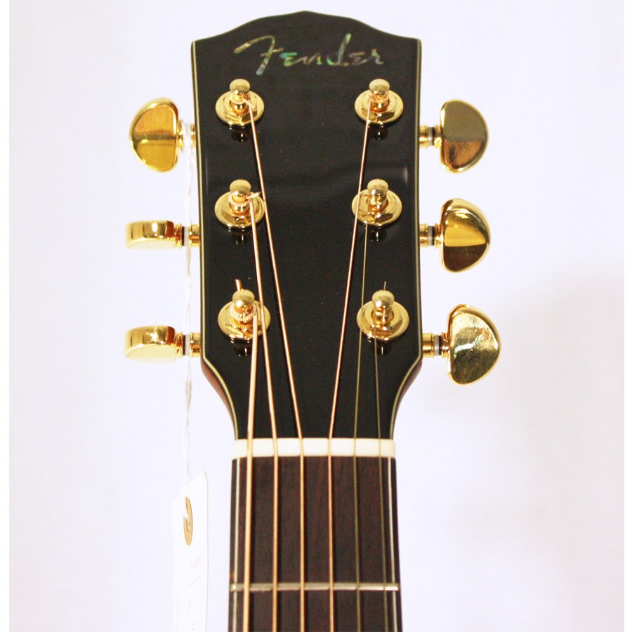 Fender GA45S - Natural - New Old Stock Headstock View