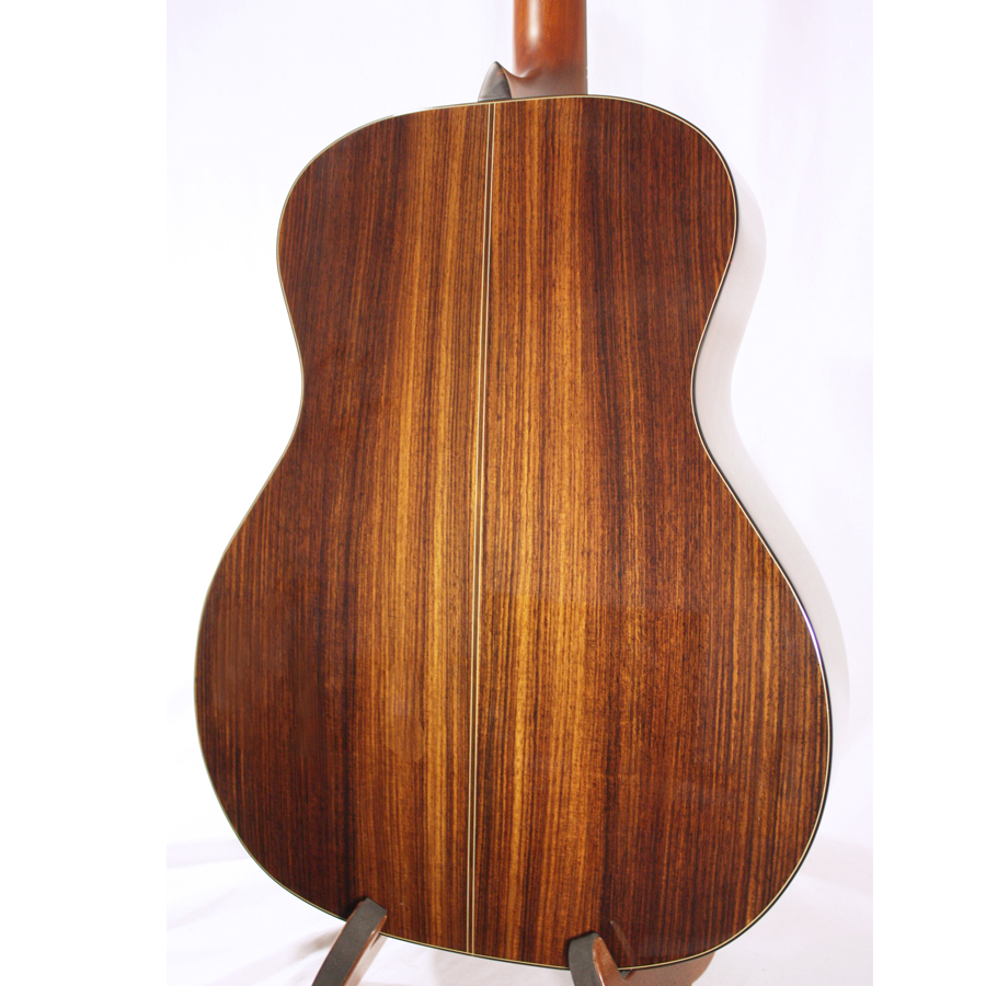 Fender GA45S - Natural - New Old Stock Rear Body