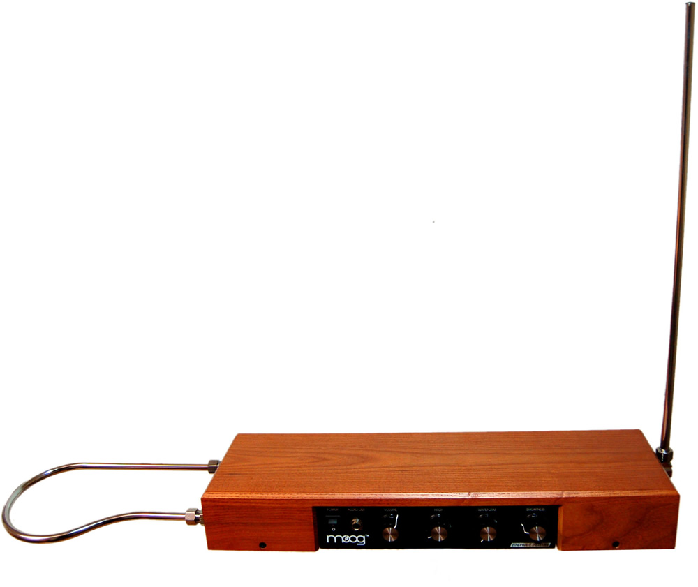 Etherwave Standard Theremin - Ash Cabinet