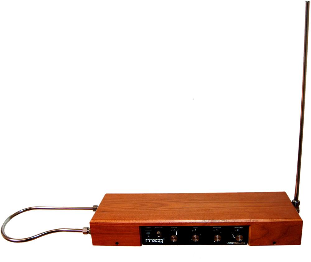 Etherwave Standard Theremin - Ash Cabinet