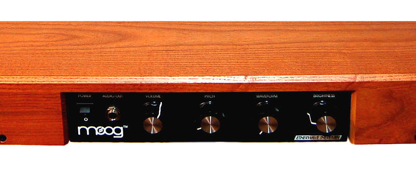 Moog Etherwave Standard Theremin - Ash Cabinet  View 2