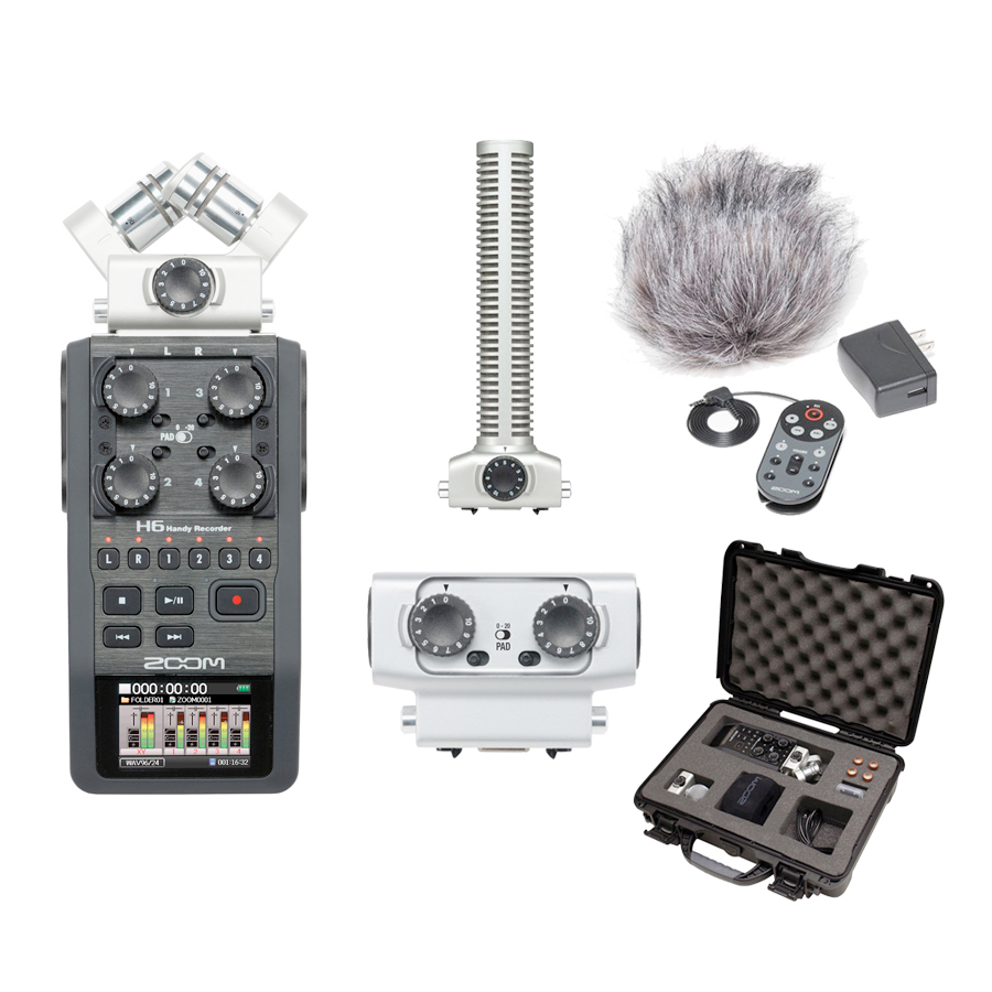 H6 Ultimate Recording Pack
