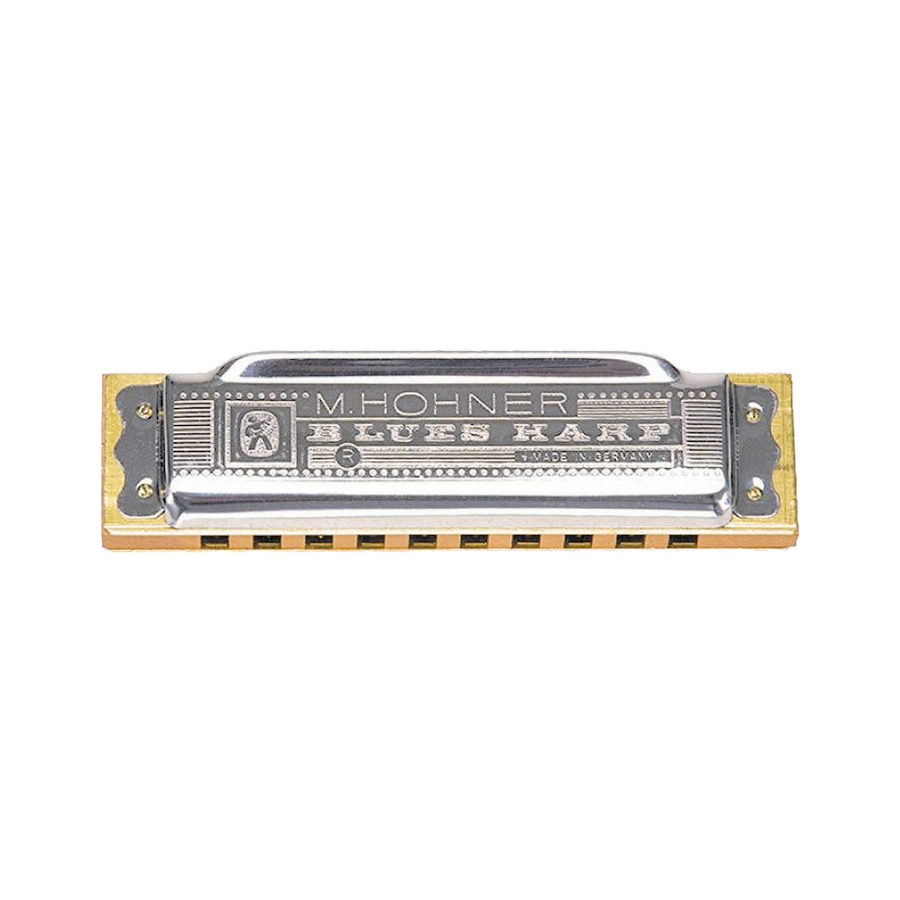 Blues Harp  Key of C