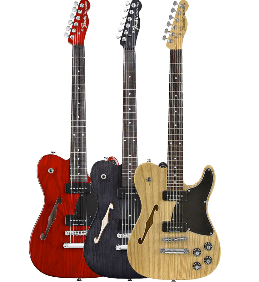 JA-90 Telecaster® Thinline