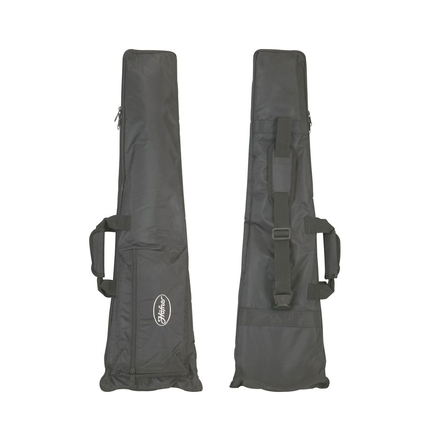 Gigbag Front and Rear View