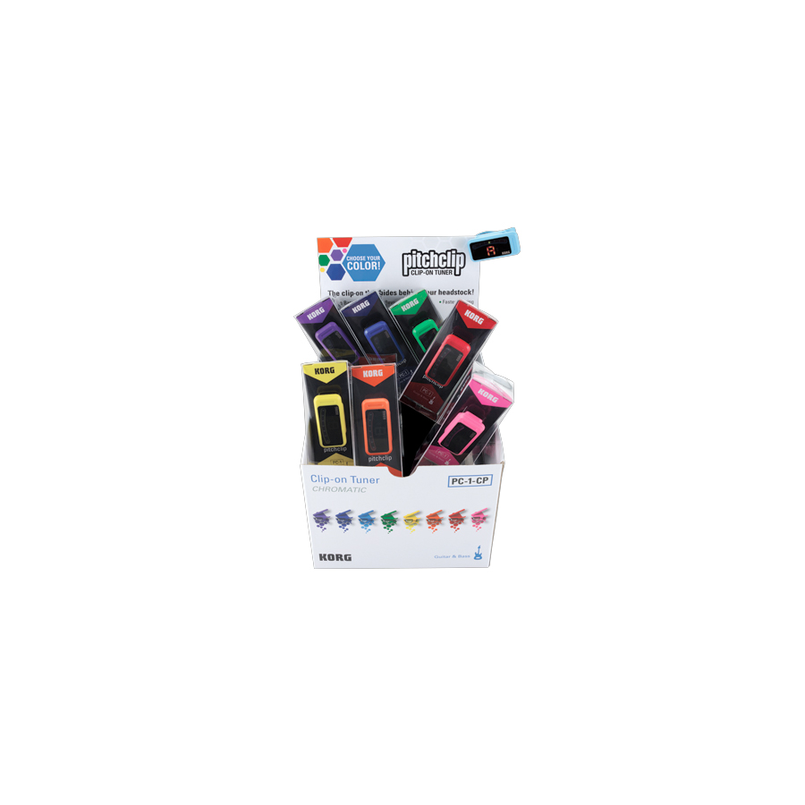 PC1 Pitchclip Limited Edition Colors