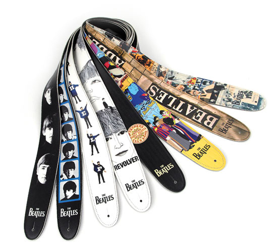 Planet Waves Beatles Strap Collection - Abbey Road Full Collection