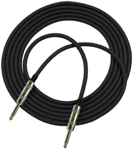 Rapco G4 Instrument Cable 1/4 Straight to 1/4 Straignt