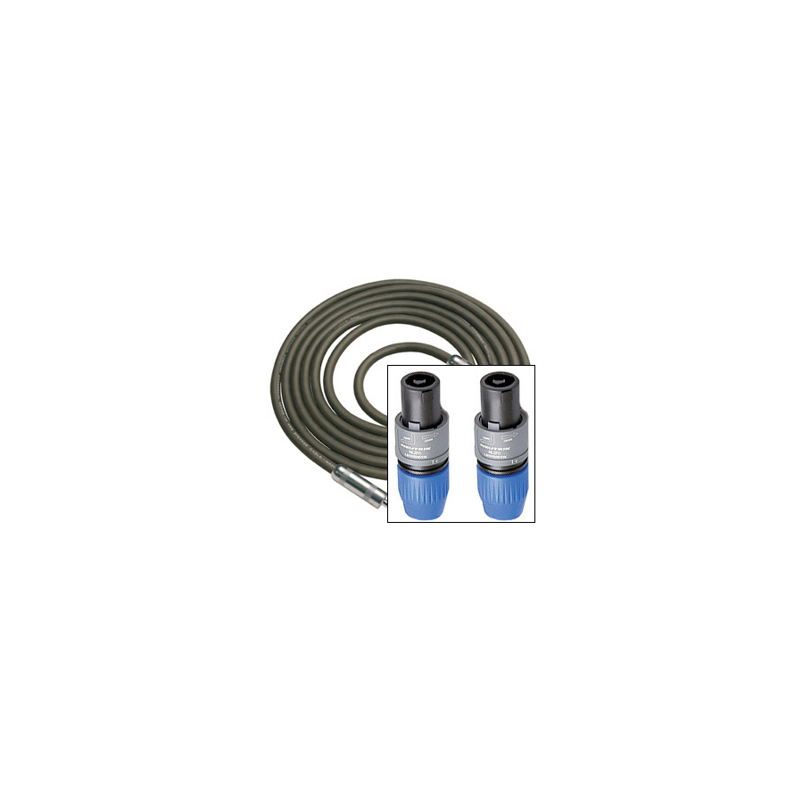 R Series Speakon Speaker Cables