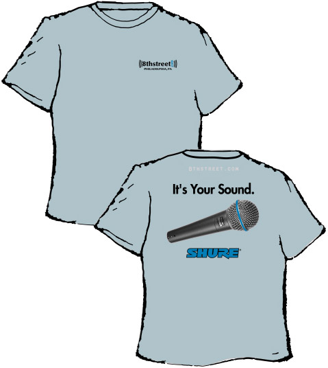 Free T-Shirt with Qualified  Purchase!